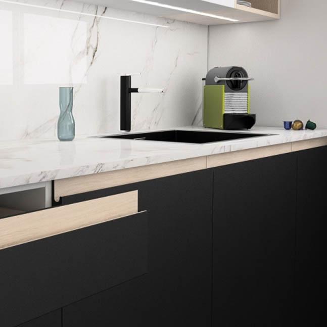 Grupo Inara | Coleccion New Forrest | Cocinas de Diseño