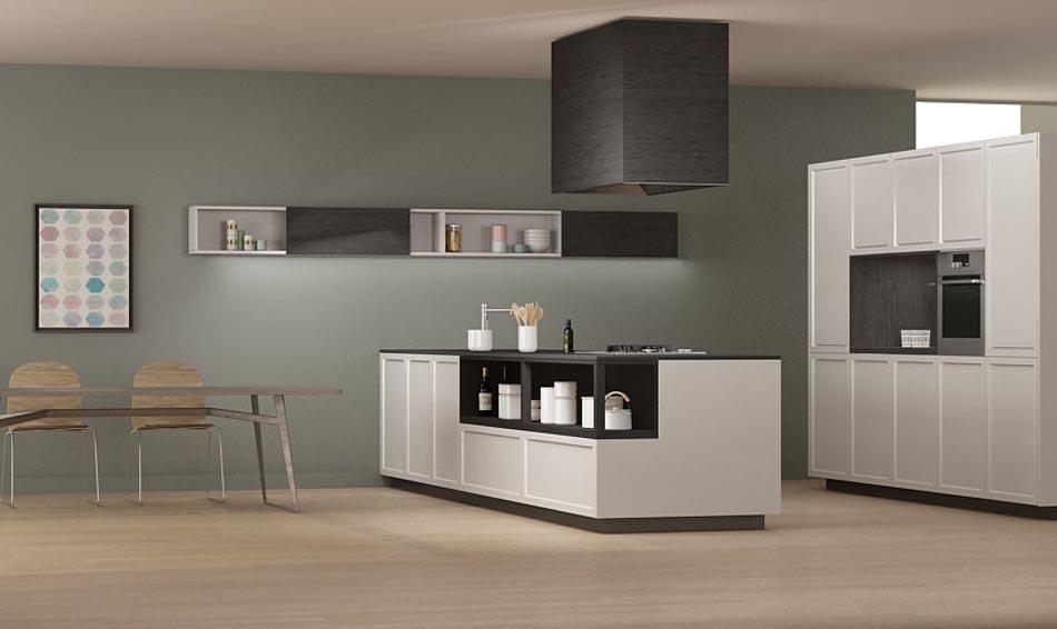 Grupo Inara | Colección Quadratta | Cocinas de Diseño
