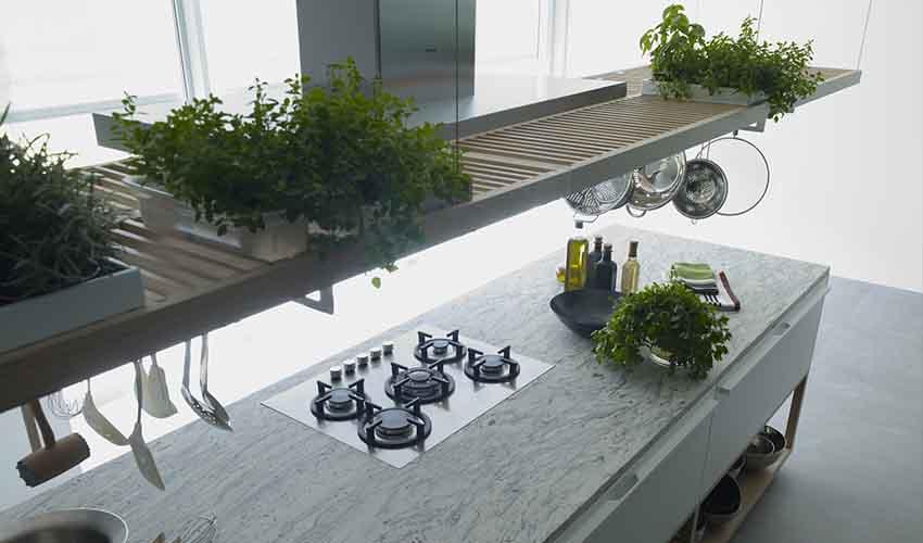 Grupo Inara | Coleccion Gk Natural | Cocinas de Diseño