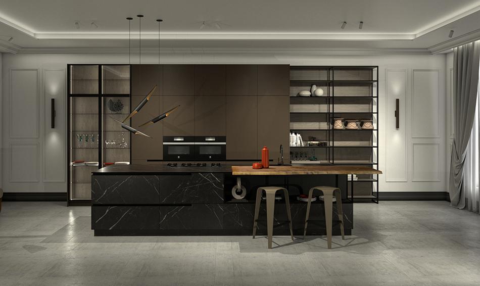 Grupo Inara | Colección Onyx | Cocinas de Diseño