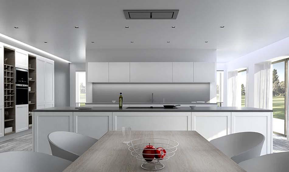 Grupo Inara | Colección Pure Quadratta| Cocinas de Diseño