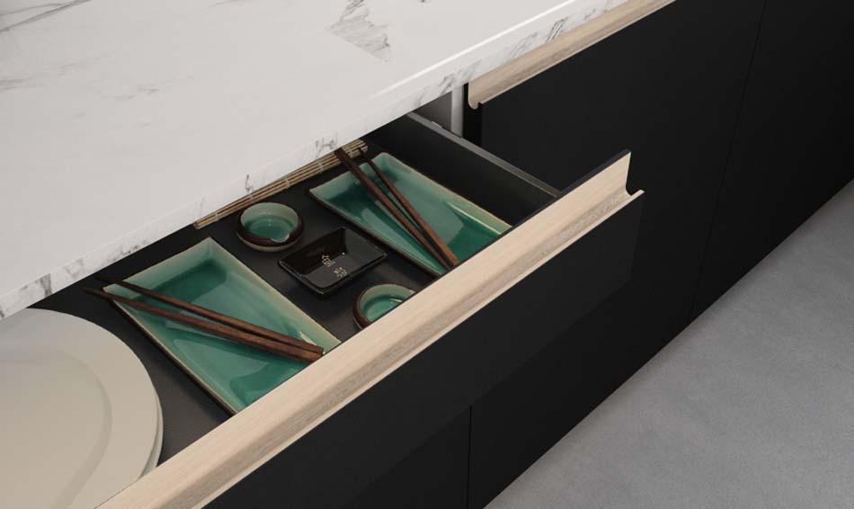 Grupo Inara | Colección Night Forrest | Cocinas de Diseño