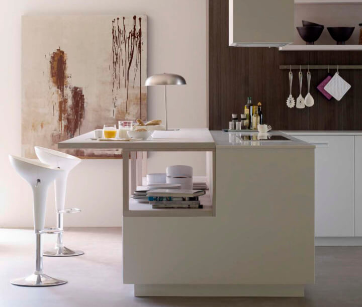 Grupo Inara | Colección GK Natural | Cocinas de Diseño