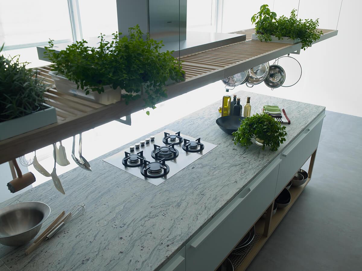 Cocina Green Kitchen Natural