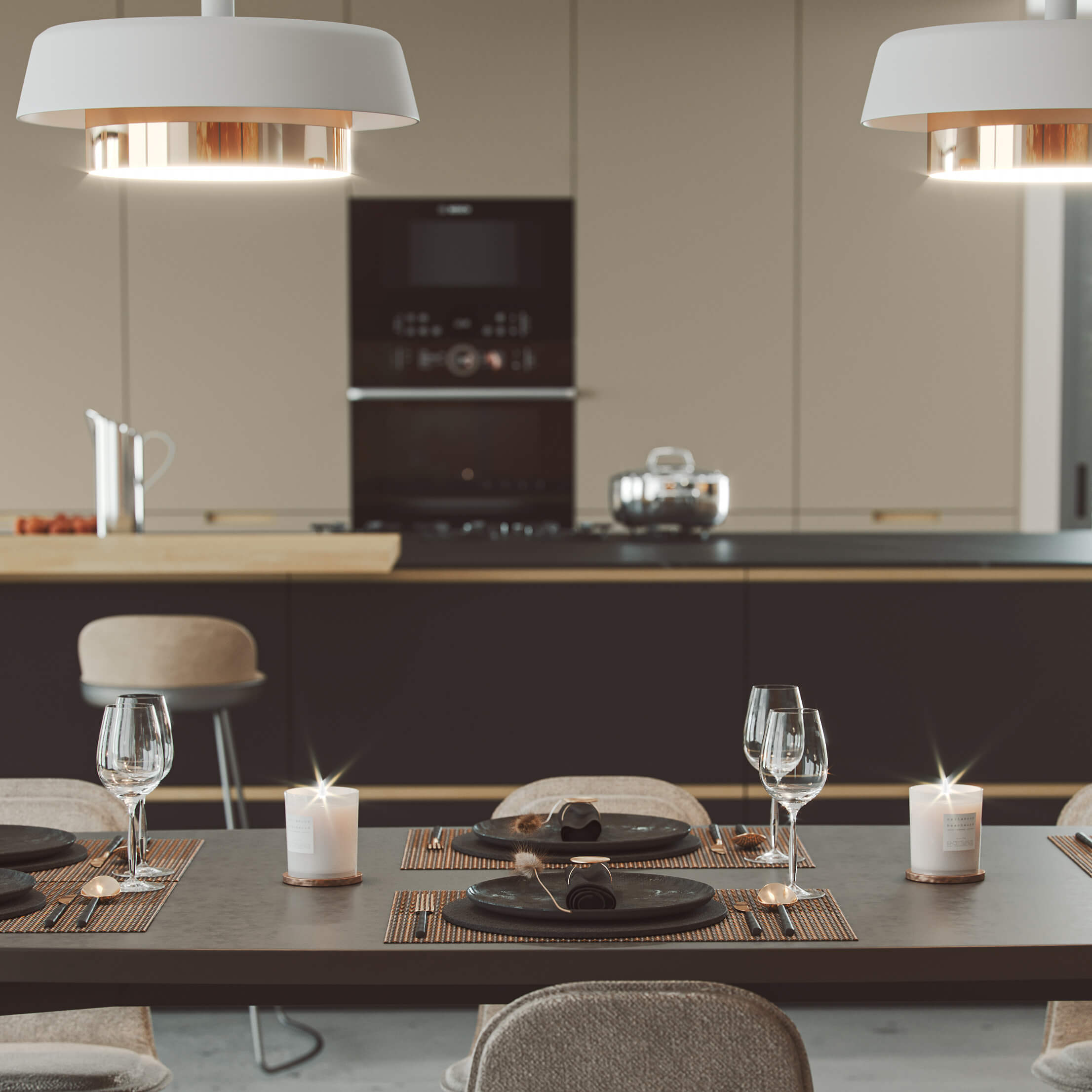 Cocina New Forest